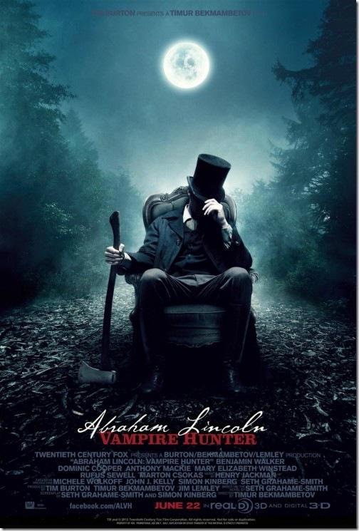 吸血鬼獵人林肯!